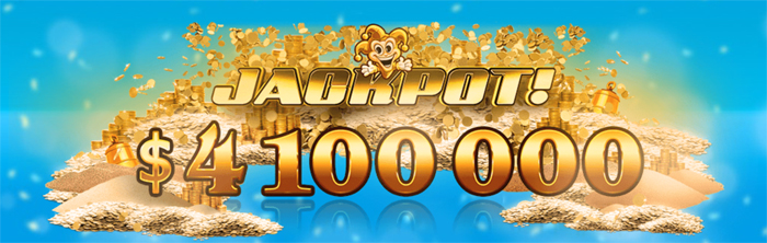 Big wins at online casino! About 4 million EUR jackpot on